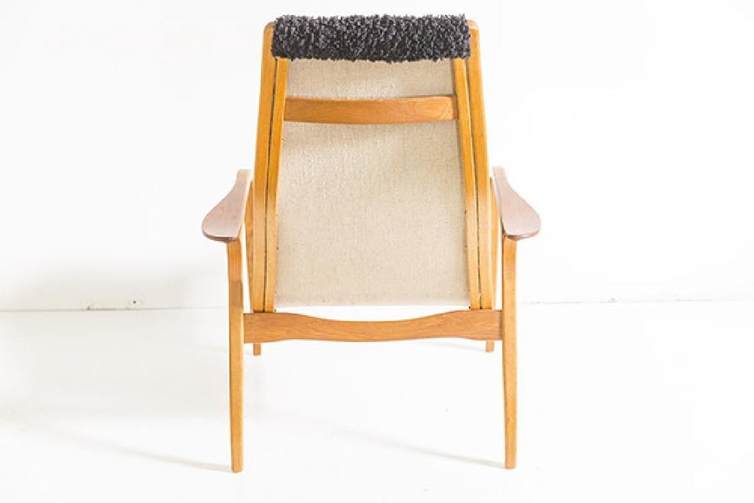 "Yngve Ekstrom ""Lamino Chair"" - 3"