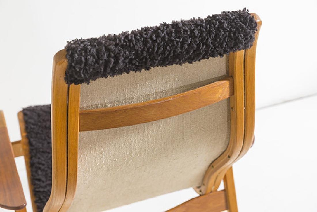 "Yngve Ekstrom ""Lamino Chair"" - 5"