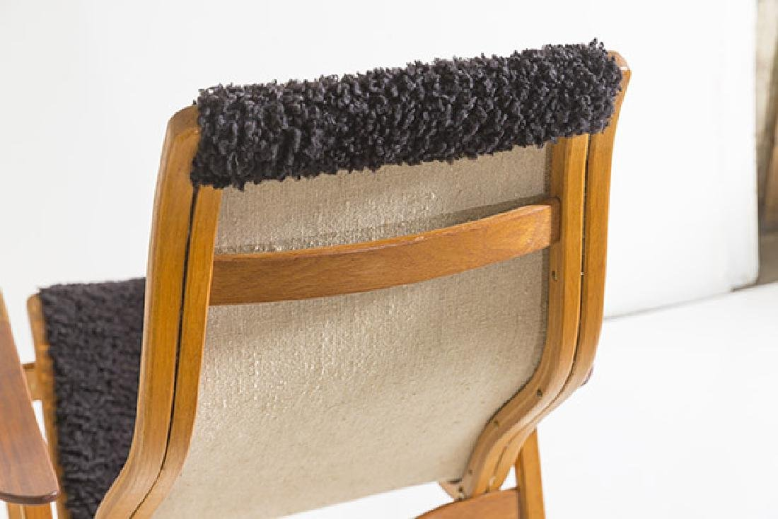 "Yngve Ekstrom ""Lamino Chair"" - 6"