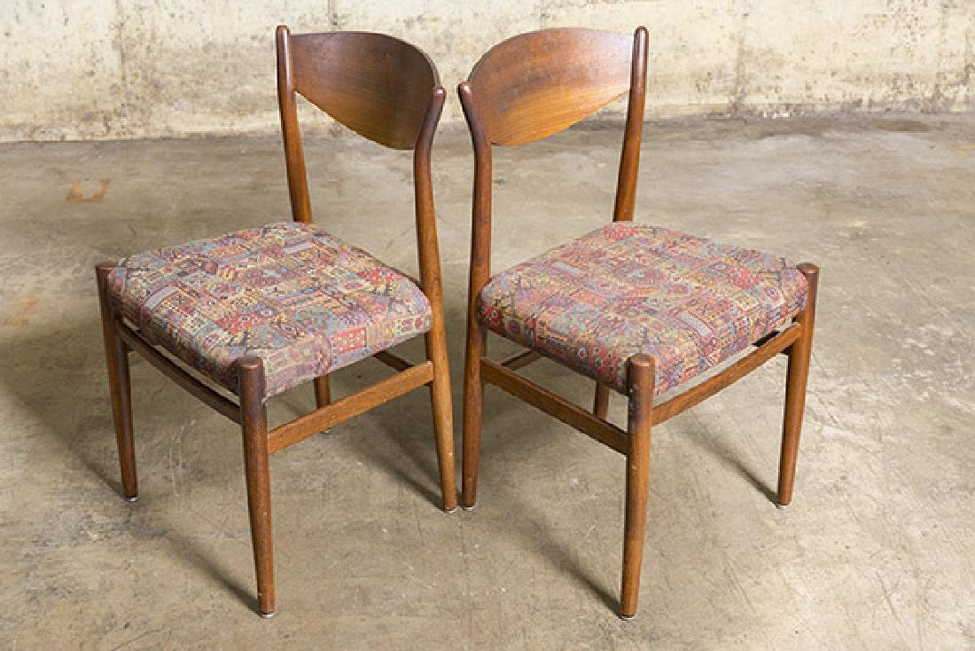 Poul Voltner (Attribution) Dining Chairs - 2