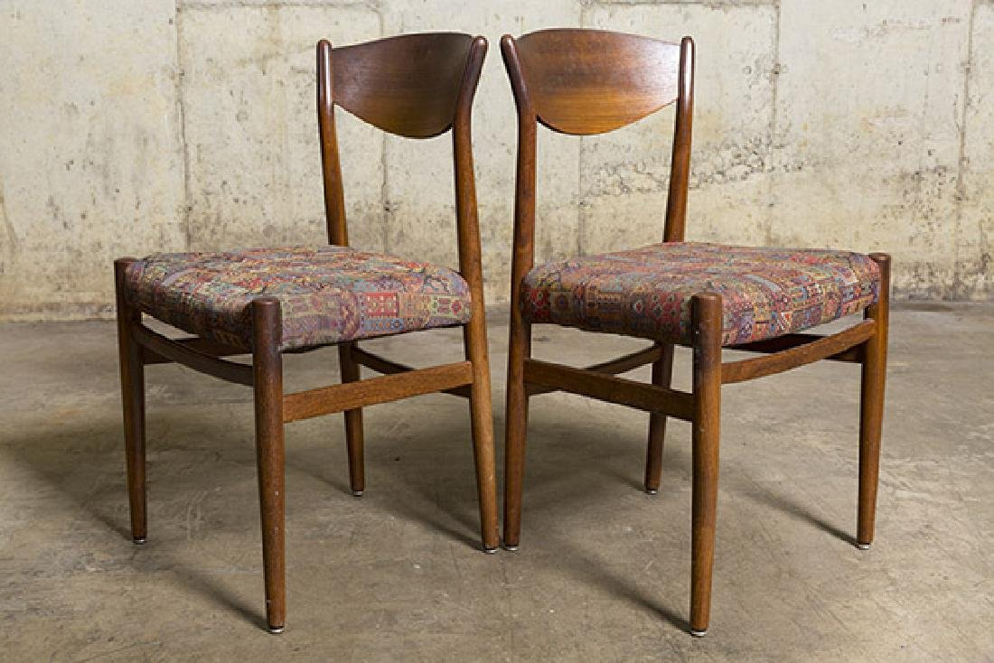 Poul Voltner (Attribution) Dining Chairs - 3