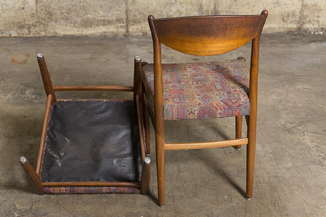 Poul Voltner (Attribution) Dining Chairs - 4