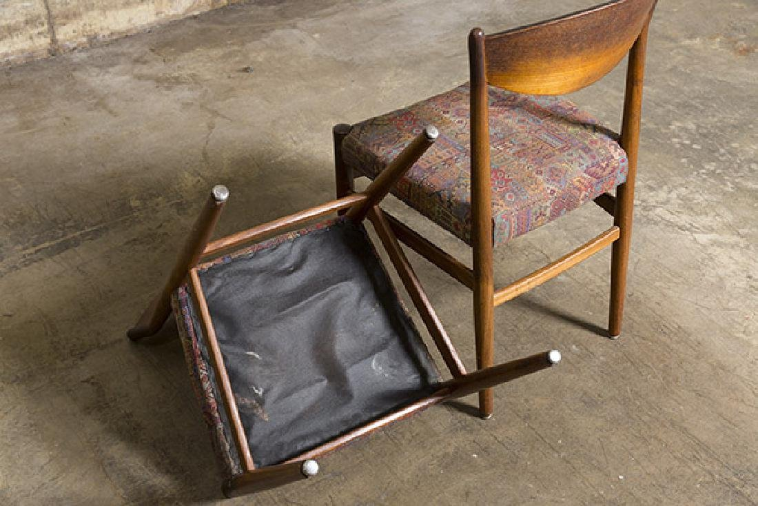 Poul Voltner (Attribution) Dining Chairs - 5