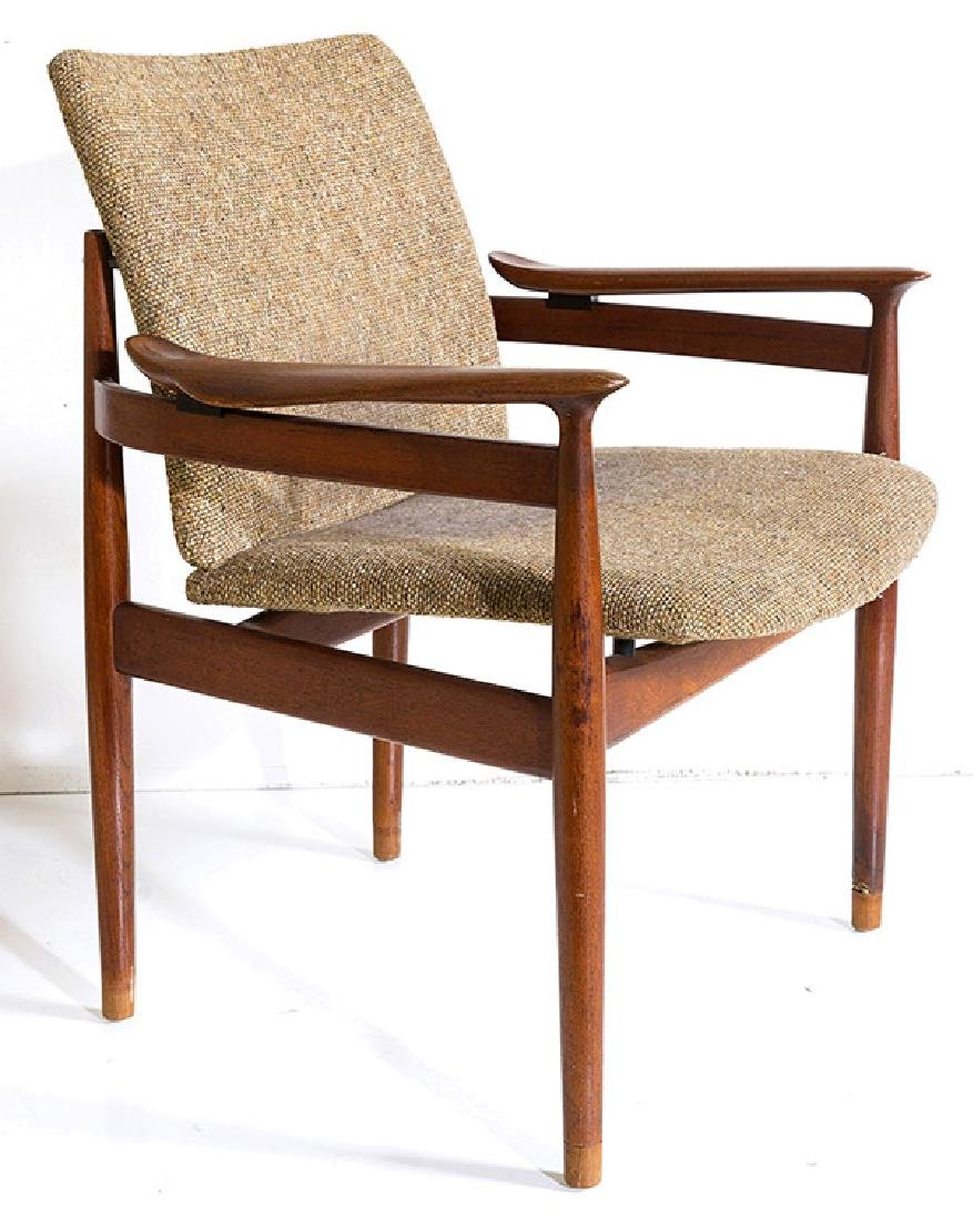 Finn Juhl Model 192 Armchair