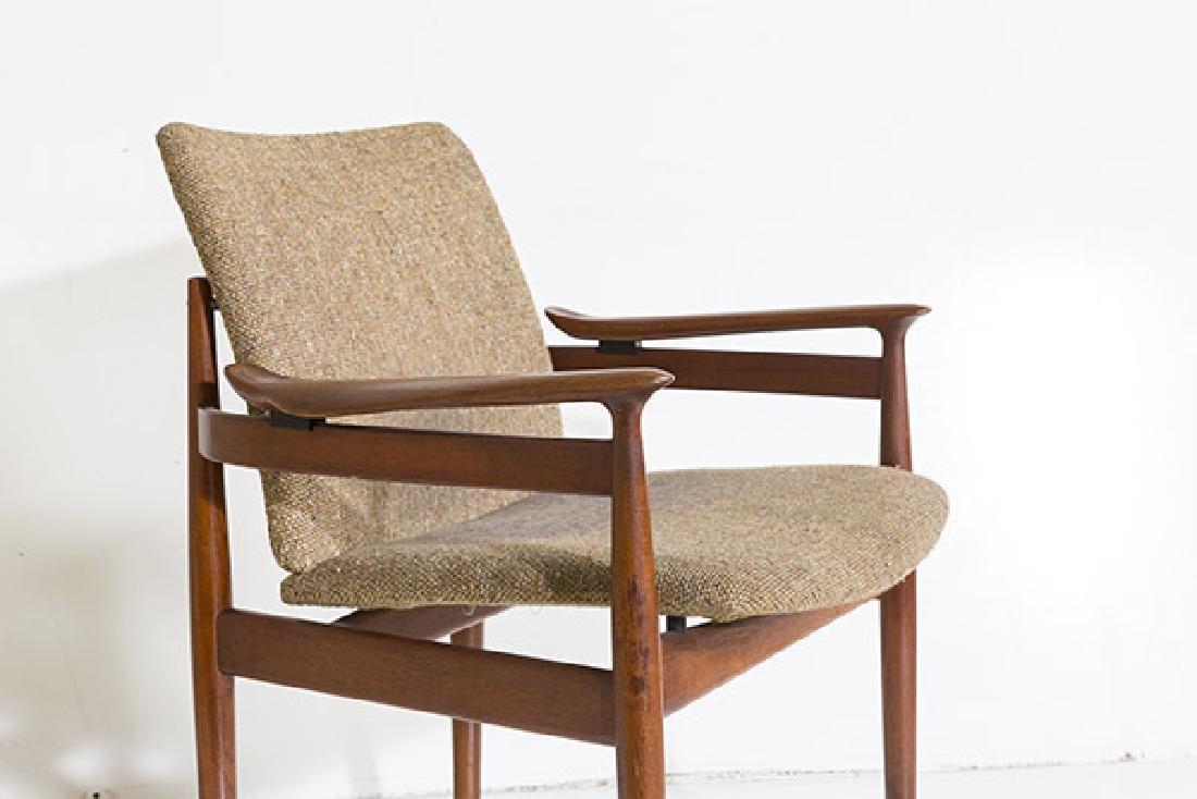 Finn Juhl Model 192 Armchair - 3
