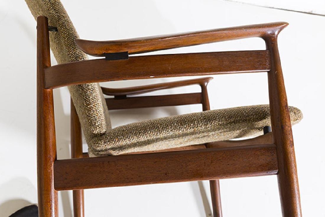 Finn Juhl Model 192 Armchair - 8
