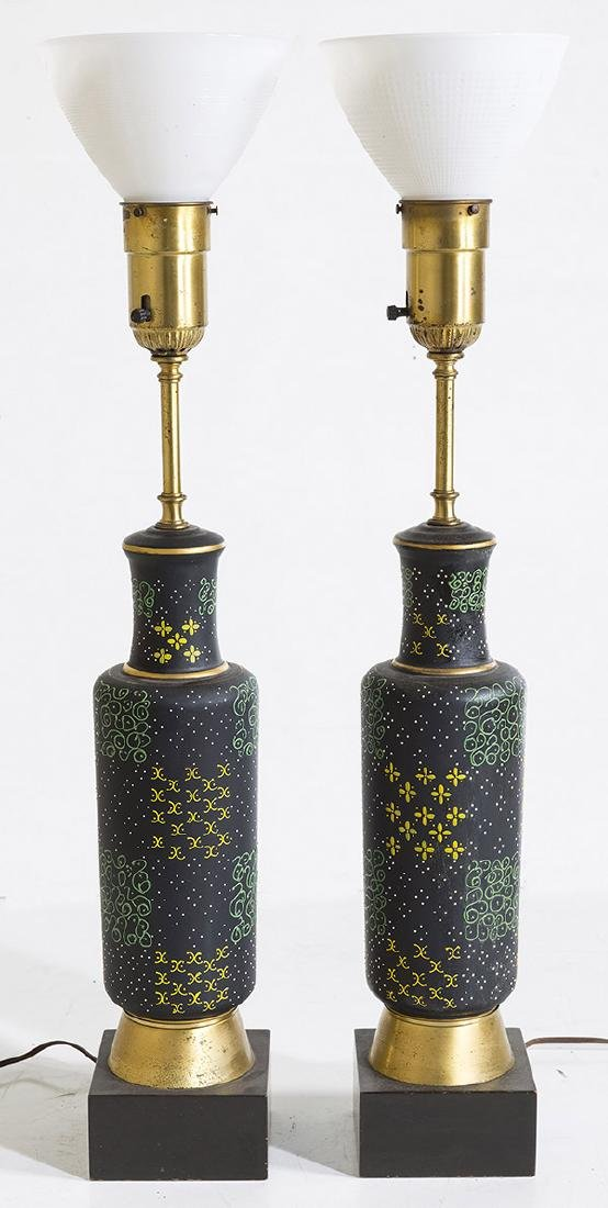 Bjorn Wiinblad (Attribution) Lamps