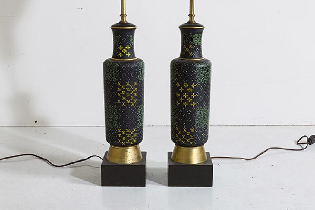Bjorn Wiinblad (Attribution) Lamps - 2