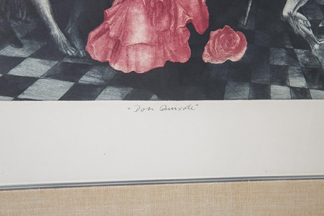 G.H. Rothe (1935-2007) Mezzotint (Poland) - 3