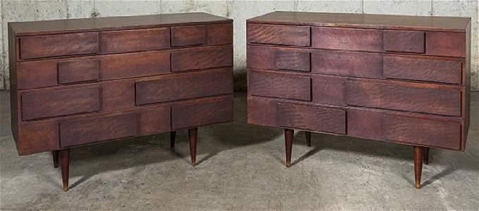 Gio Ponti Cabinets, Model 2129