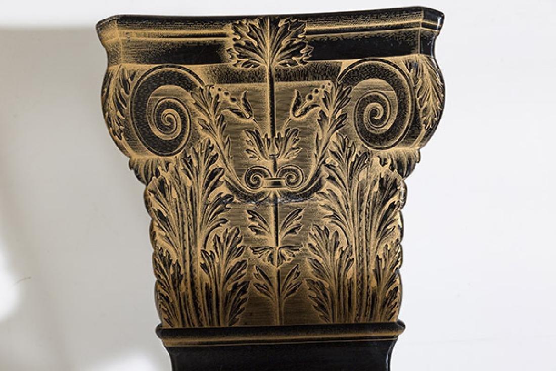 Piero Fornasetti Column Chair - 4