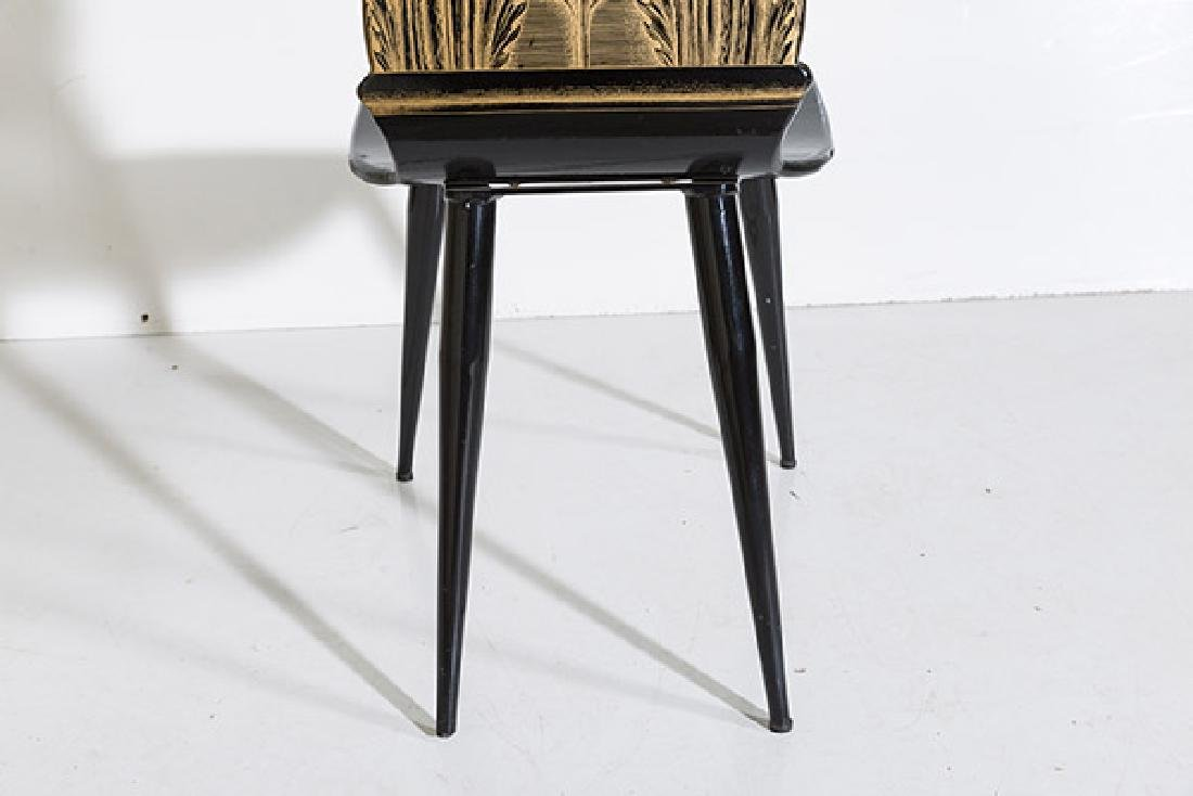 Piero Fornasetti Column Chair - 6