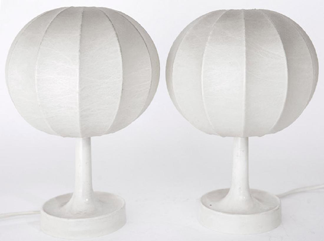 Achille and Pier Giacomo Castiglioni Lamp