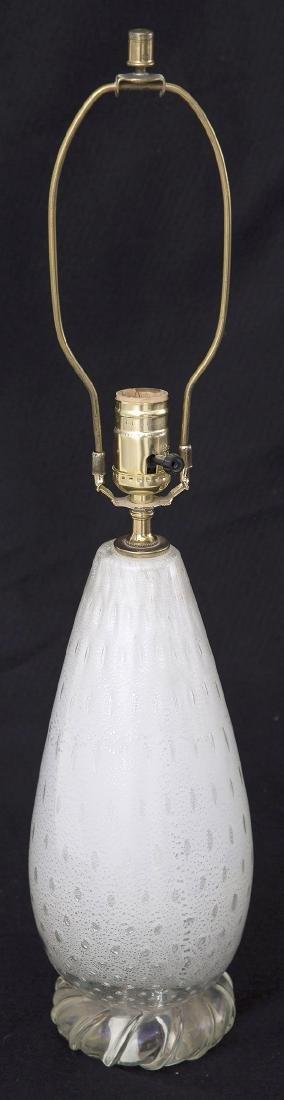 Ercole Barovier (Attribution) Lamp