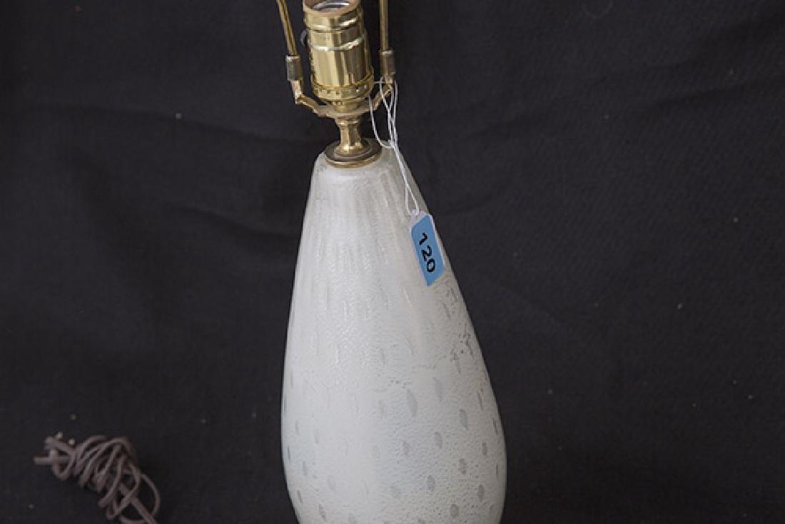 Ercole Barovier (Attribution) Lamp - 8