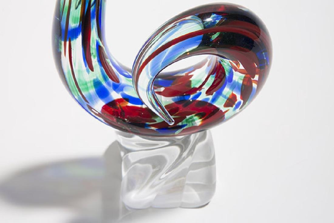 Murano Art Glass Sculpture - 10