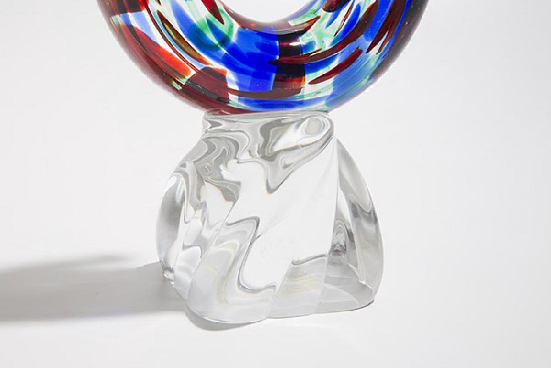 Murano Art Glass Sculpture - 6