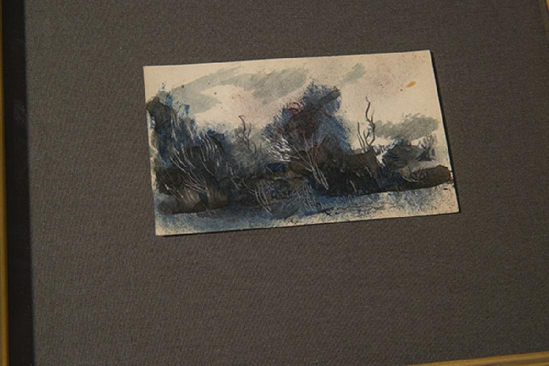 Paul Chidlaw (1900-1989) Watercolor (Cincinnati) - 2