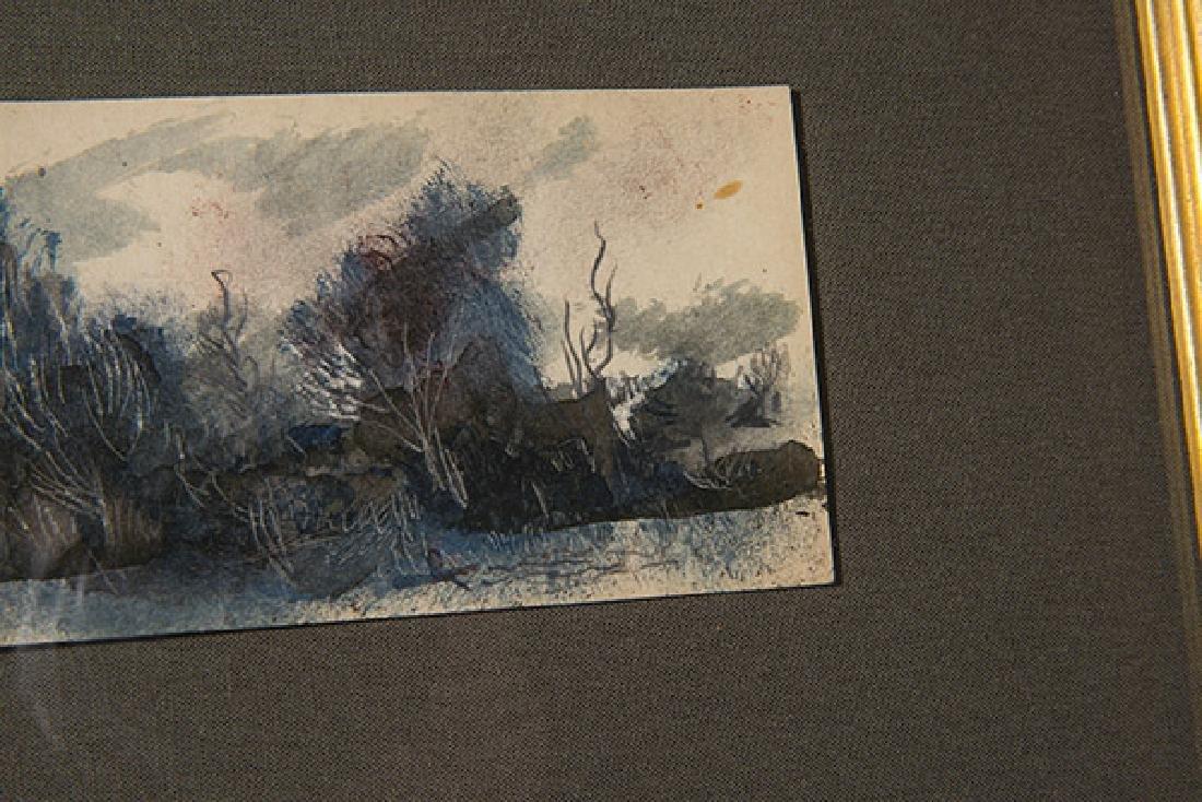 Paul Chidlaw (1900-1989) Watercolor (Cincinnati) - 3