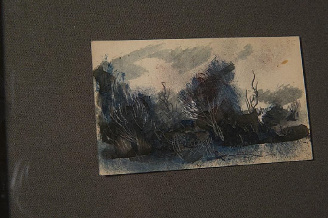 Paul Chidlaw (1900-1989) Watercolor (Cincinnati) - 4