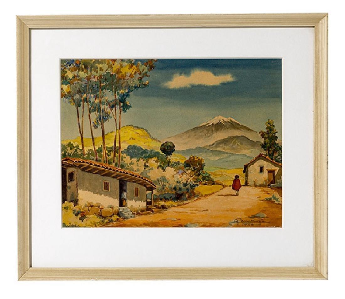 Mexican Watercolor