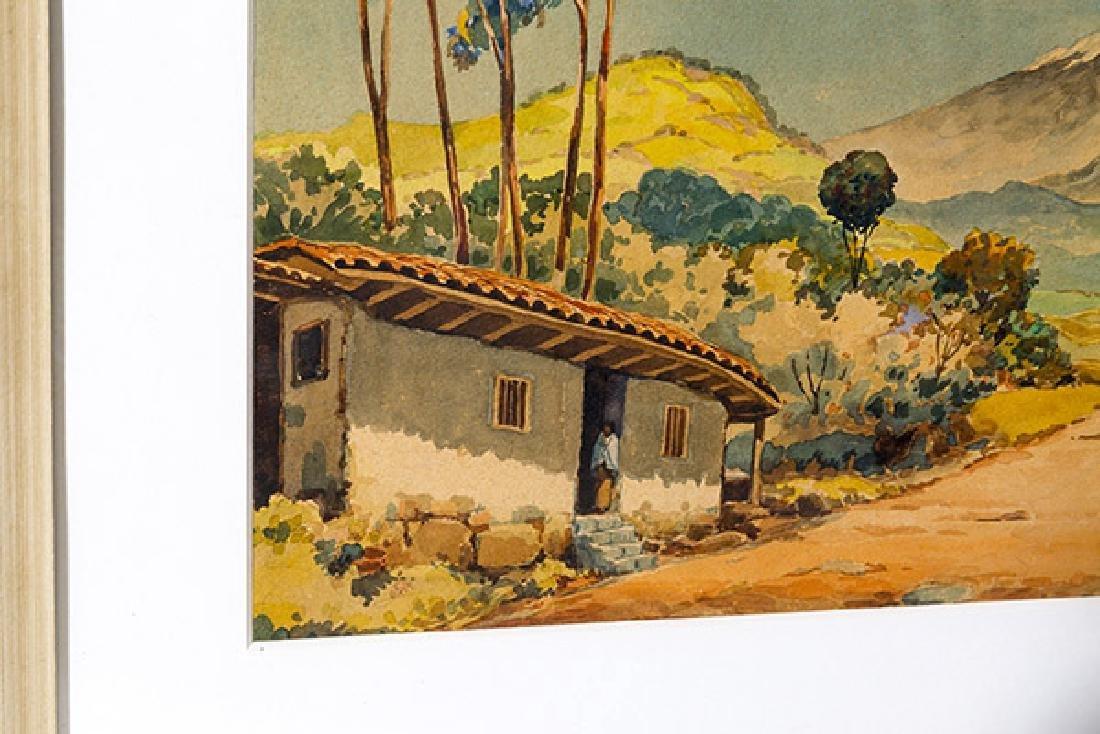 Mexican Watercolor - 3