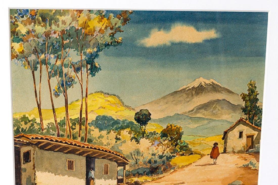 Mexican Watercolor - 4