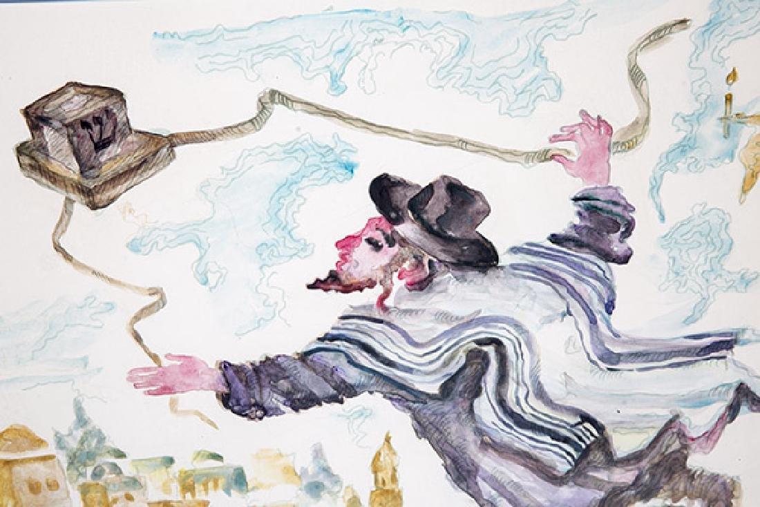 Emmanuel Snitkovsky (Russian Federation) Watercolor - 3