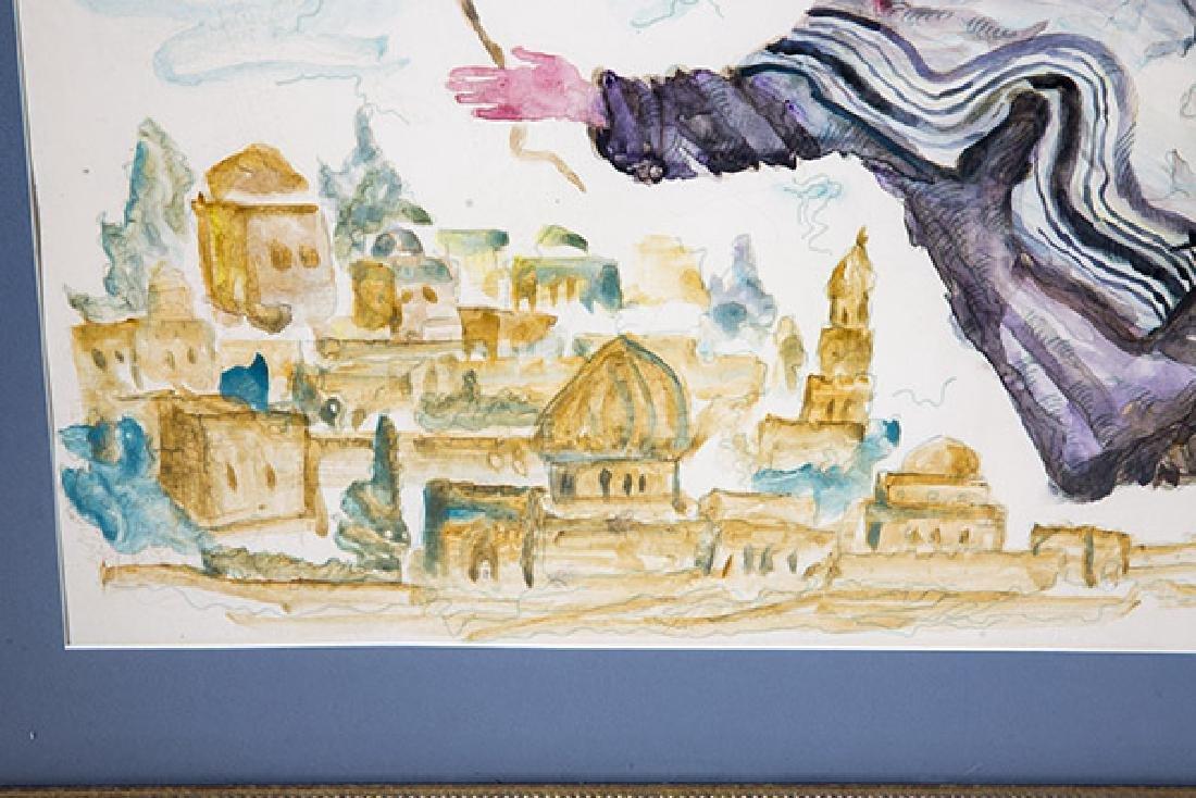 Emmanuel Snitkovsky (Russian Federation) Watercolor - 4