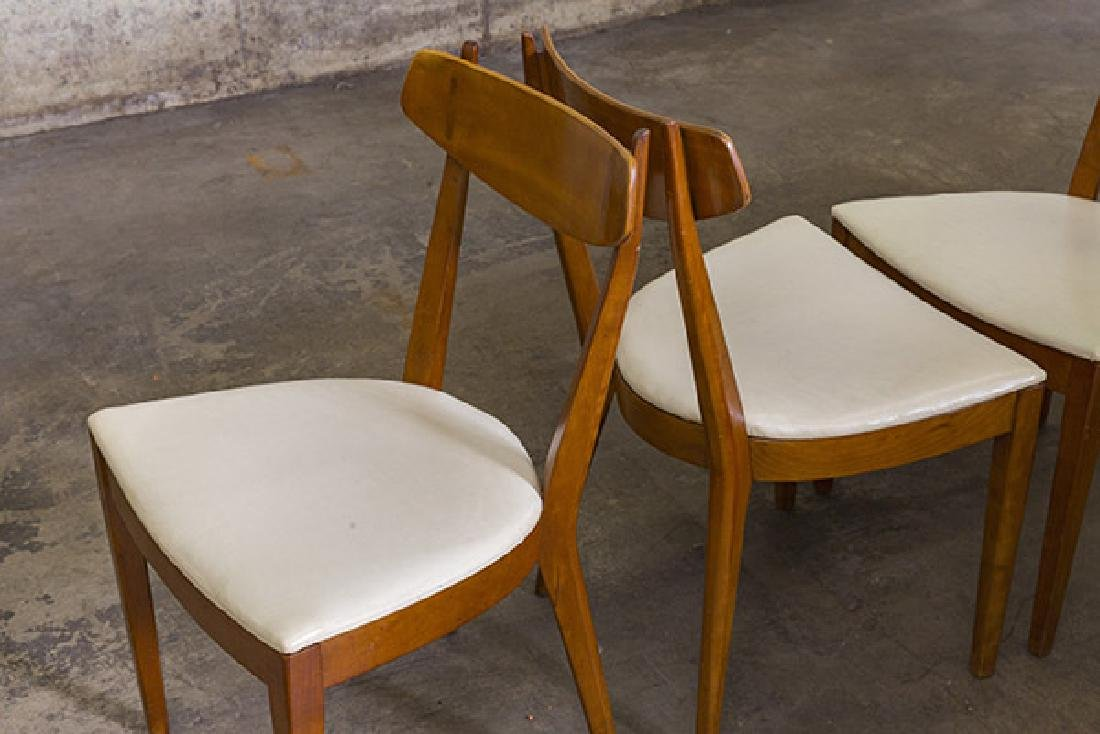 Kipp Stewart and Stewart Mac Dougall Dining Chairs - 4