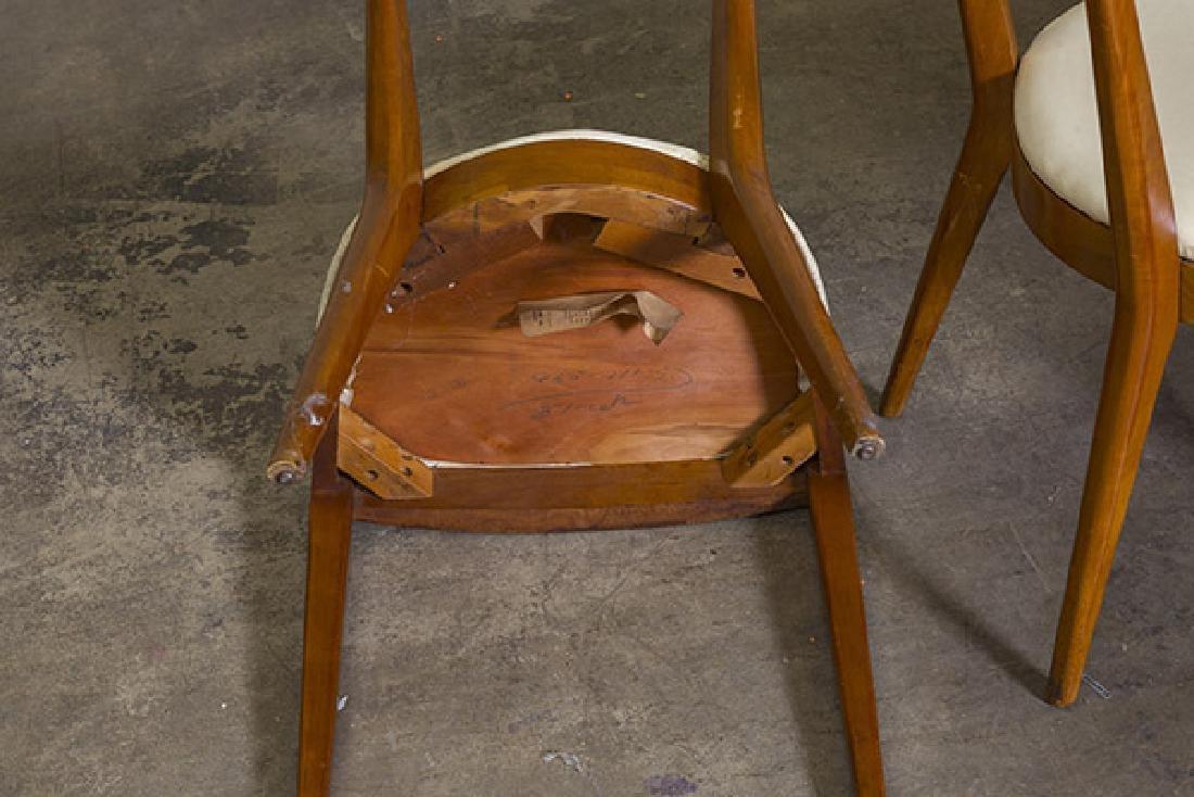 Kipp Stewart and Stewart Mac Dougall Dining Chairs - 6