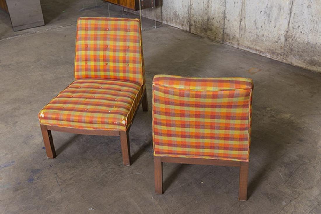 Edward Wormley Slipper Chairs - 10