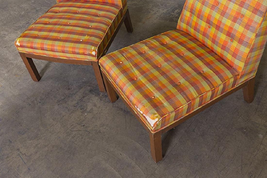 Edward Wormley Slipper Chairs - 3