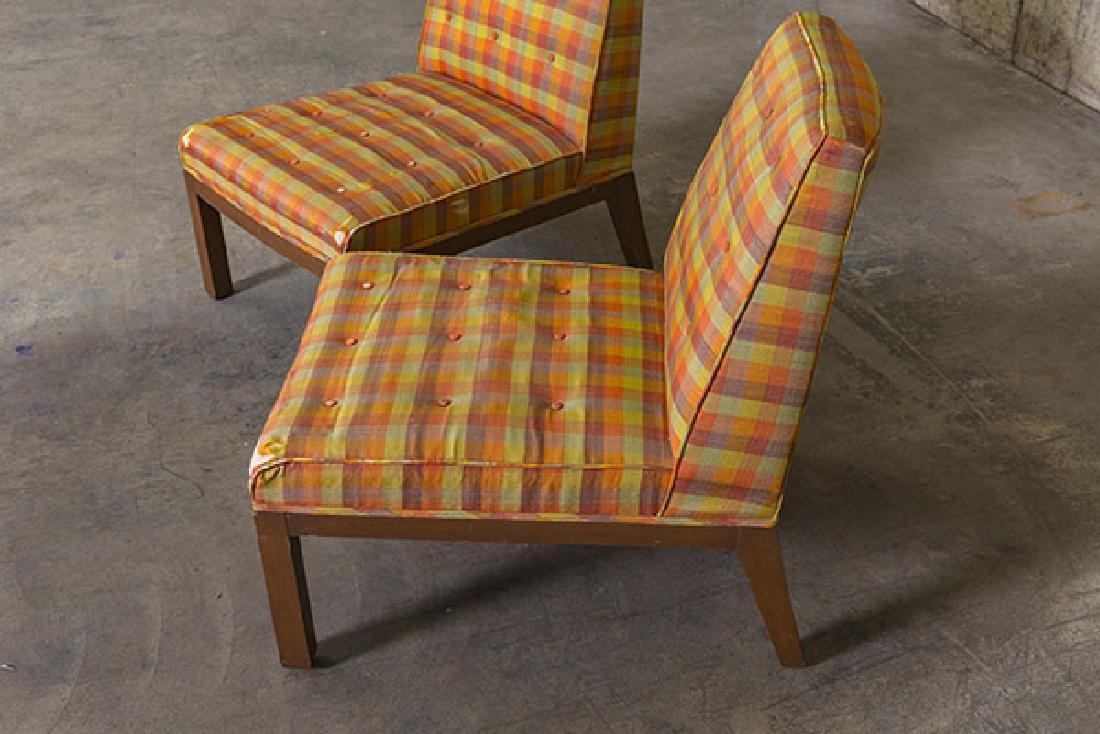 Edward Wormley Slipper Chairs - 4
