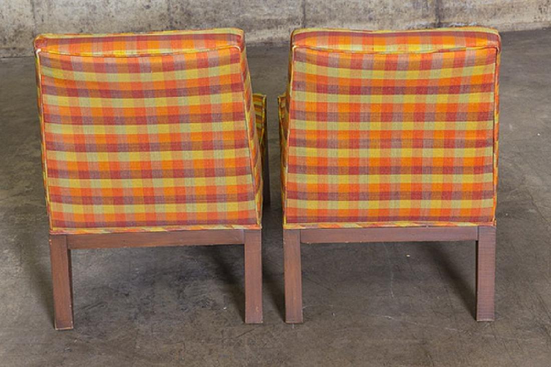 Edward Wormley Slipper Chairs - 5