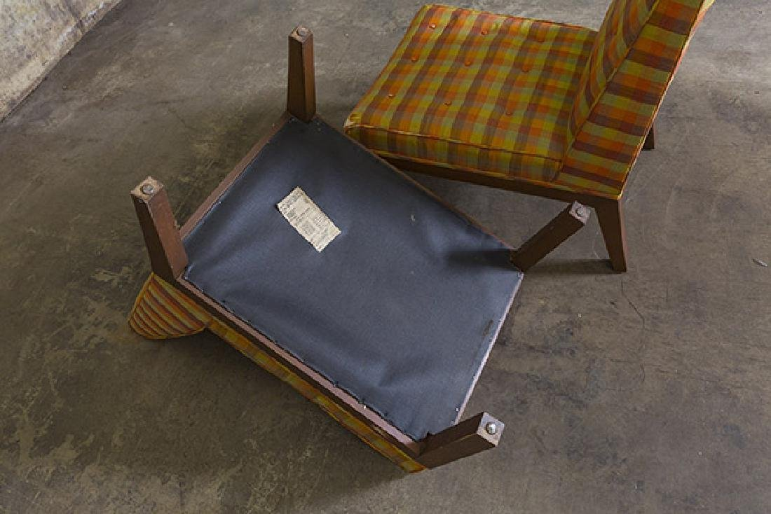 Edward Wormley Slipper Chairs - 7