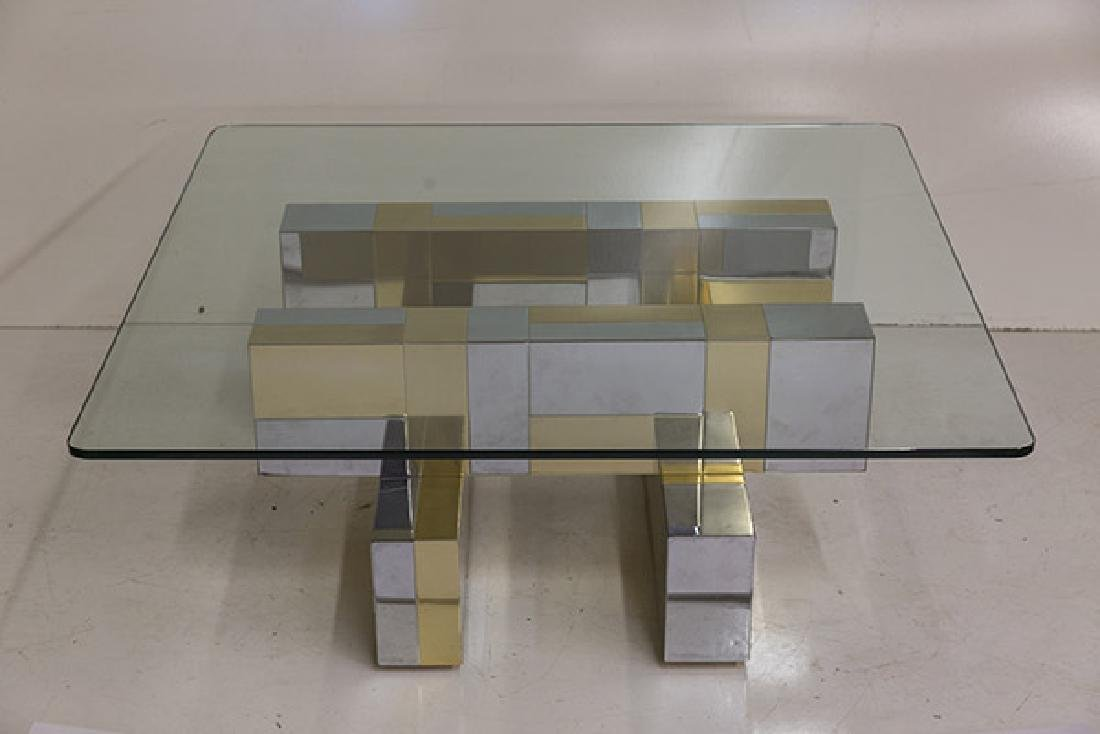 Paul Evans Cityscape Coffee Table - 2