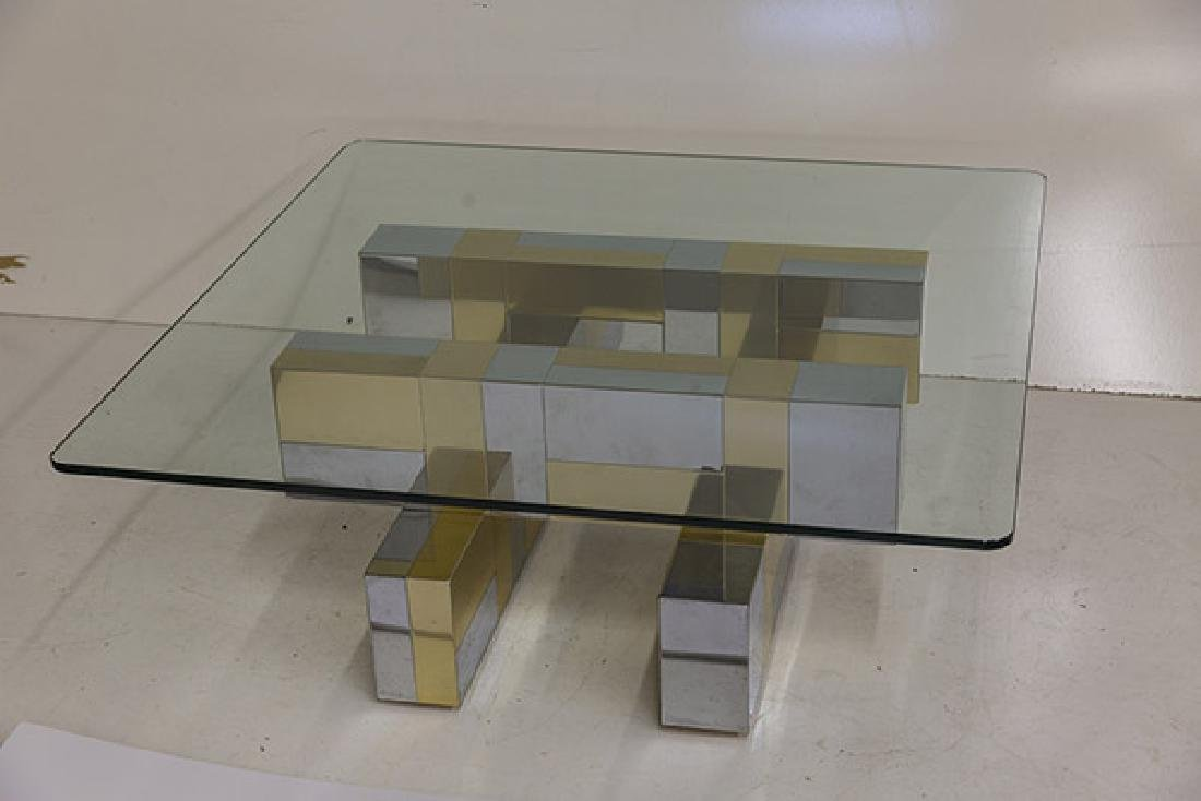 Paul Evans Cityscape Coffee Table - 3