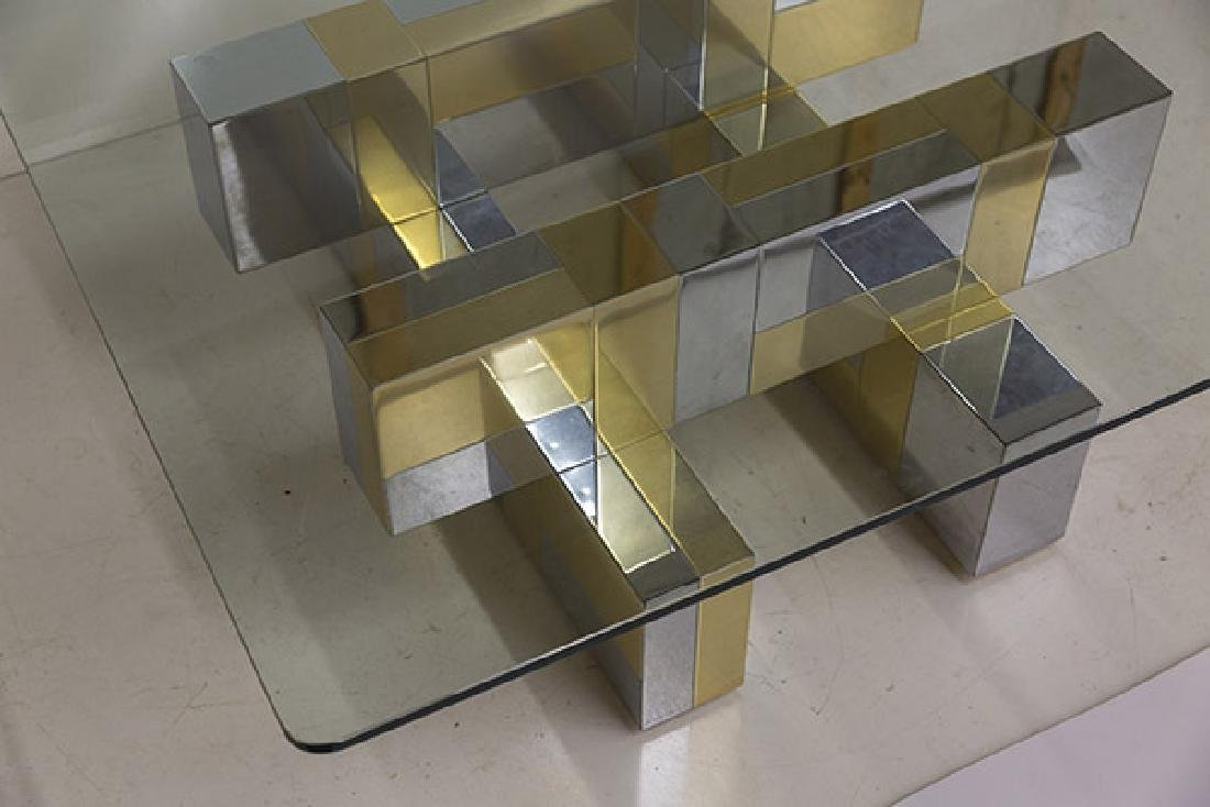 Paul Evans Cityscape Coffee Table - 4
