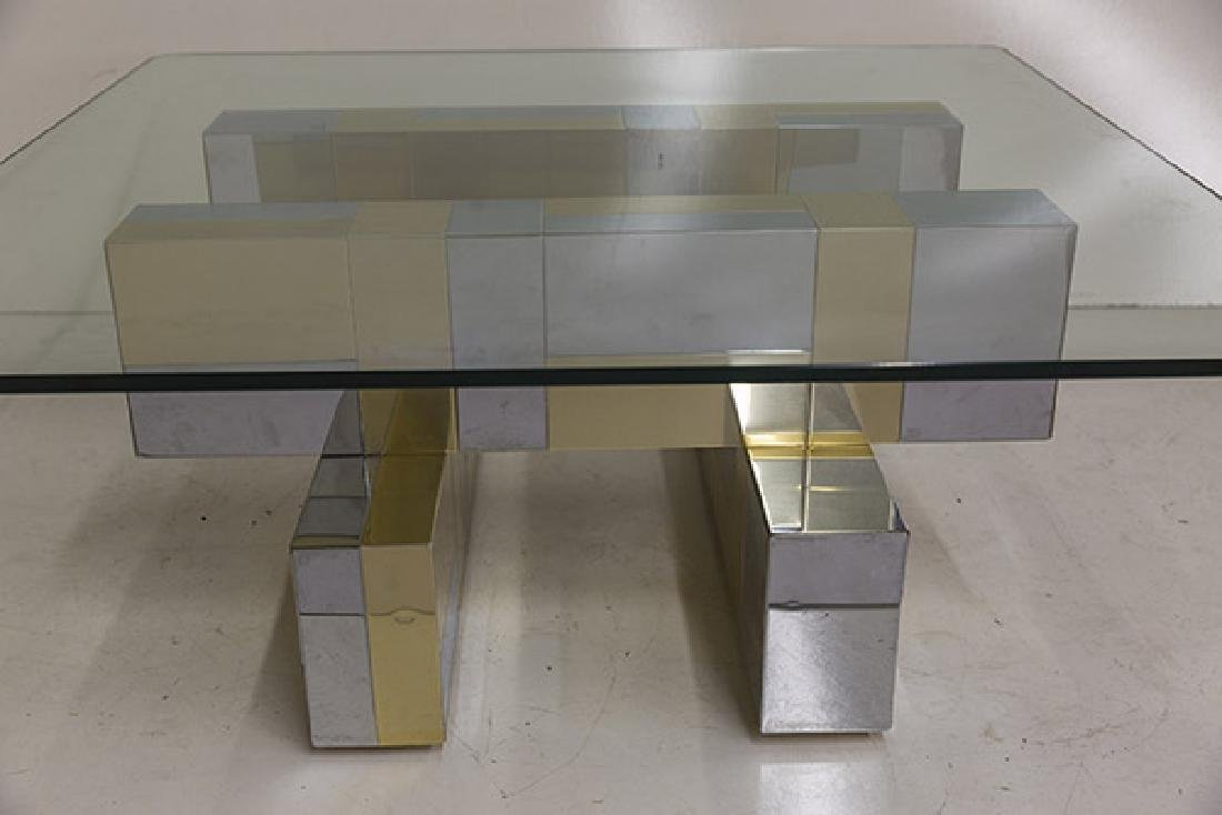 Paul Evans Cityscape Coffee Table - 7