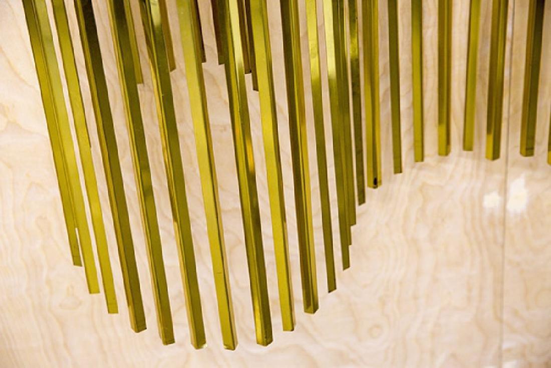 Curtis Jere Kinetic Wave Sculpture - 3