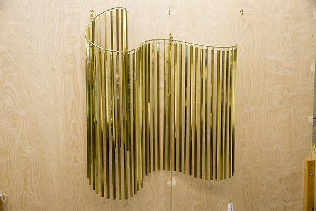 Curtis Jere Kinetic Wave Sculpture - 8