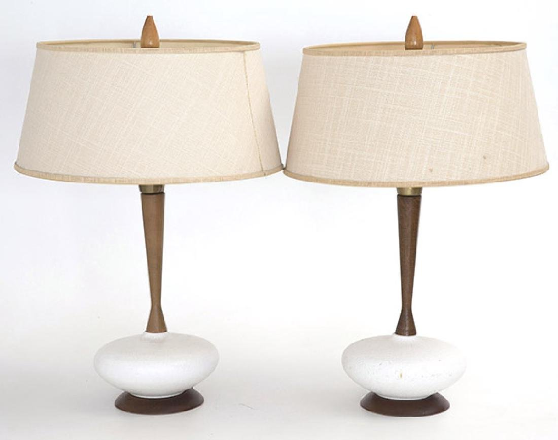 Mid Century Table Lamps