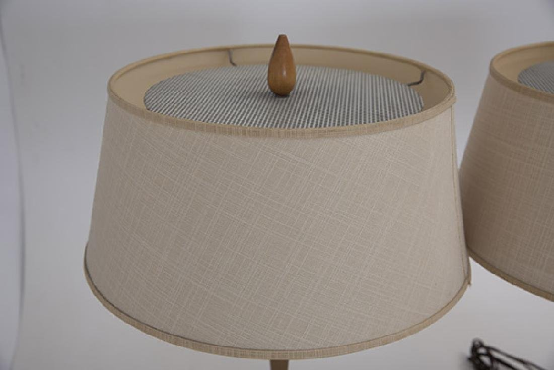 Mid Century Table Lamps - 2