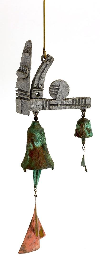 Paolo Soleri Special Assembly Wind Chime