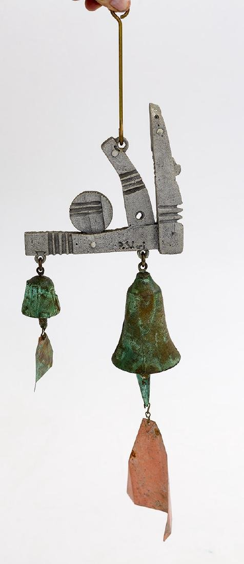 Paolo Soleri Special Assembly Wind Chime - 2