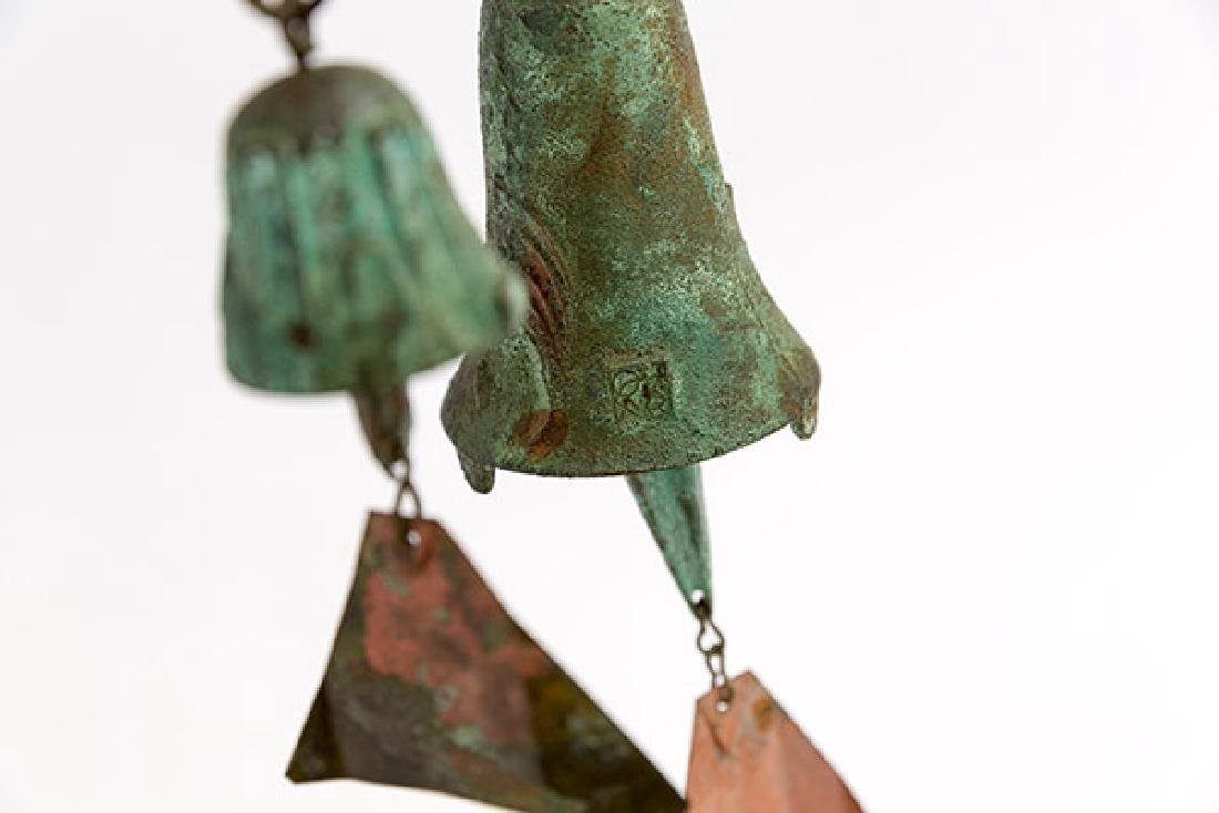 Paolo Soleri Special Assembly Wind Chime - 4