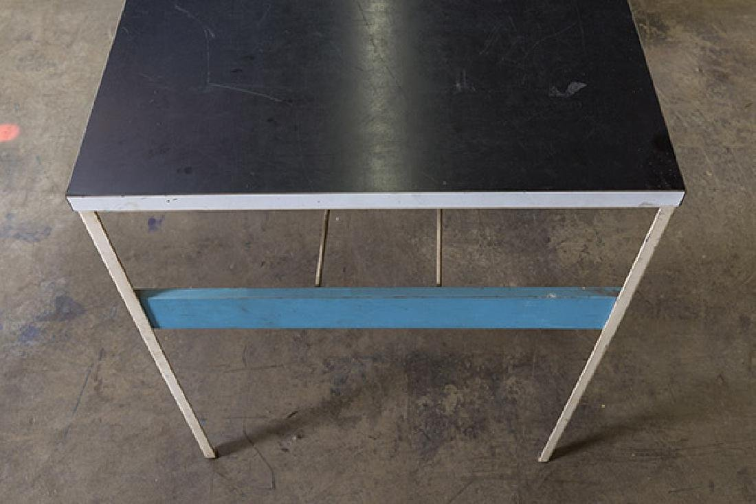 George Nelson and Associates Steel frame Desk - 5