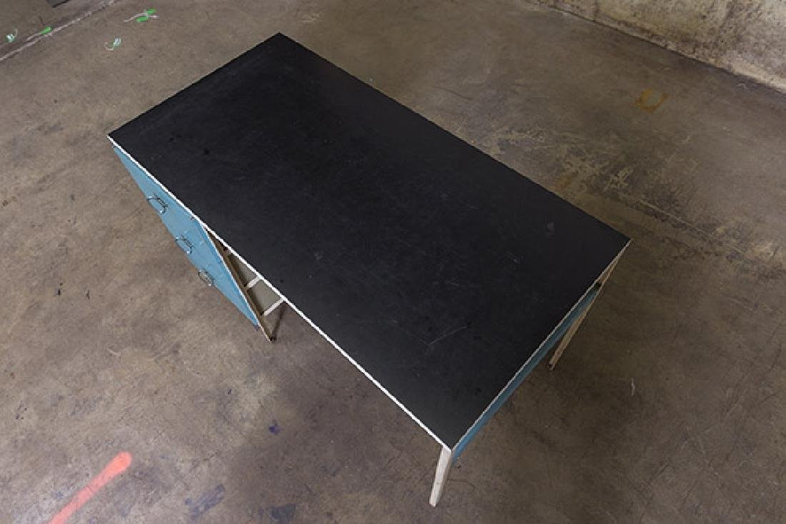 George Nelson and Associates Steel frame Desk - 9