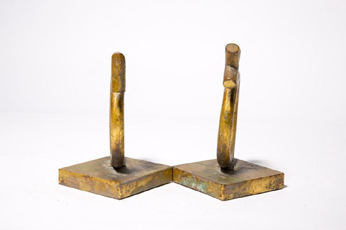 Curtis Jere Bookends - 3